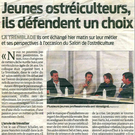 presse article sud ouest